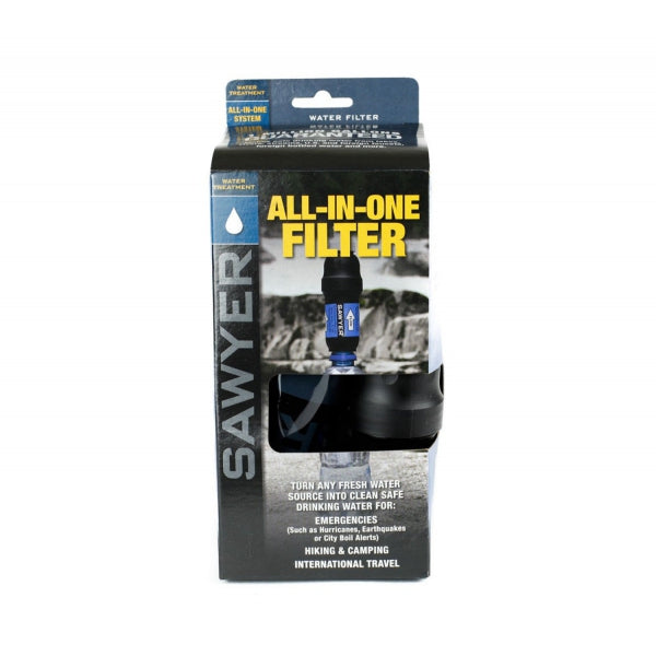 "Sawyer ""All in One"" PointONE Wasserfilter - HikerHaus"