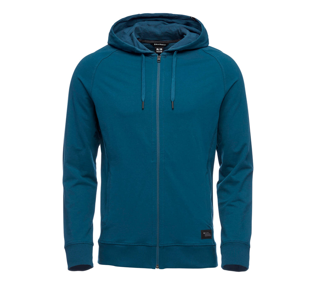 Black Diamond BASIS FULL ZIP HOODY Herren 2020 - HikerHaus