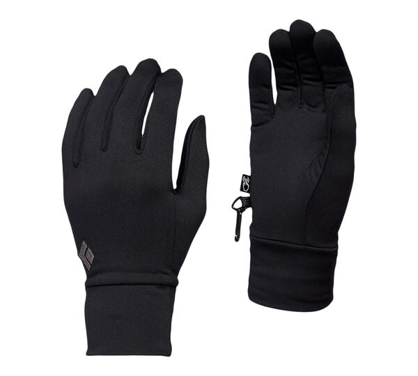 Black Diamond LIGHTWEIGHT SCREENTAP GLOVES - HikerHaus