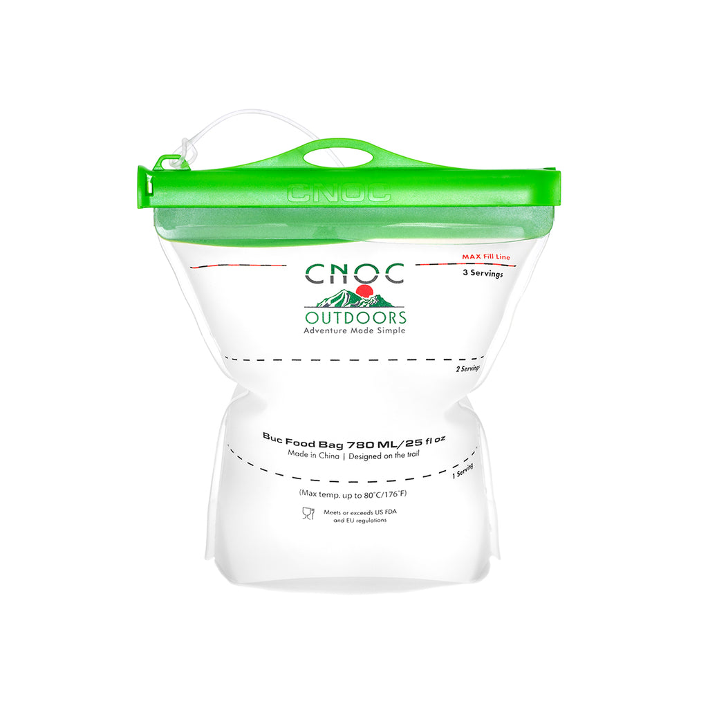 CNOC OUTDOORS Buc Food Bag - HikerHaus