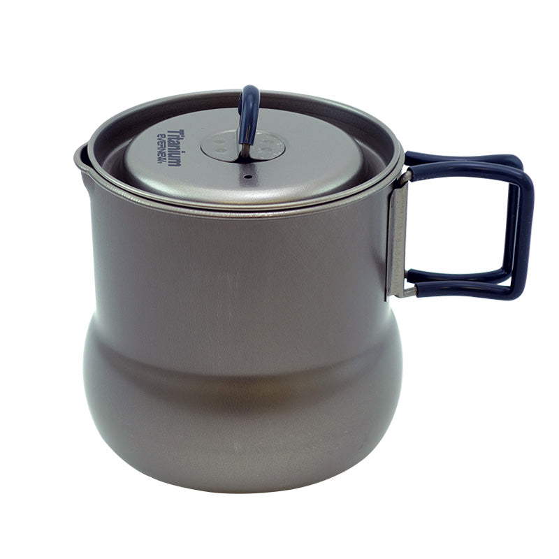 EVERNEW Ti Tea Pot 500 - HikerHaus