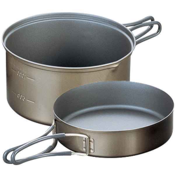 EVERNEW Ti Non-Stick Pot 1.3L DX3 - HikerHaus