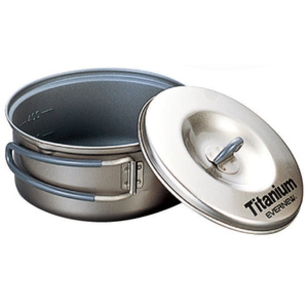 EVERNEW Ti Non-Stick 600ml - HikerHaus