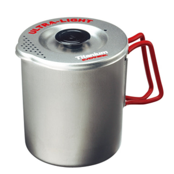 EVERNEW Ti Pasta Pot S - HikerHaus