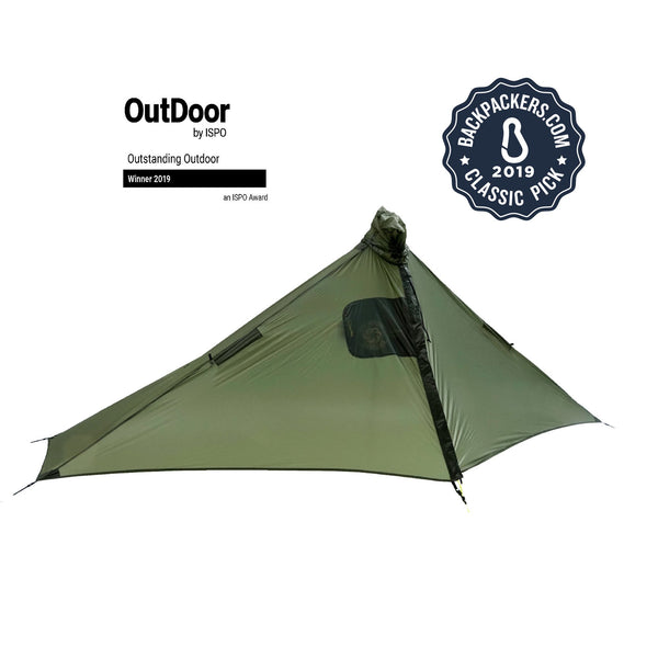 Six Moon Designs Gatewood Cape - HikerHaus