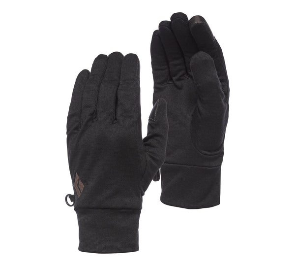 Black Diamond LIGHTWEIGHT WOOLTECH GLOVES - HikerHaus