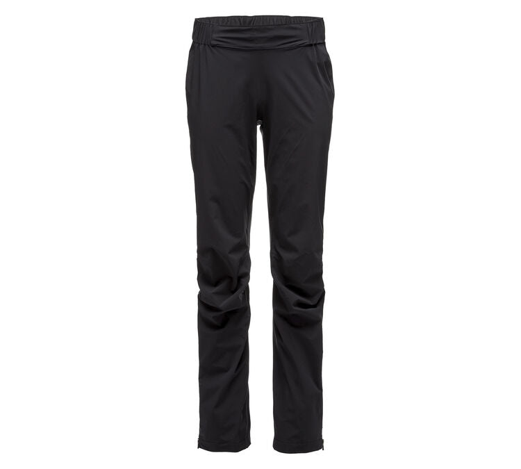 Black Diamond STORMLINE STRETCH RAIN PANT Frauen - HikerHaus