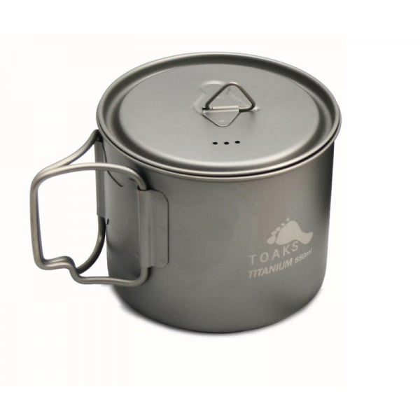 TOAKS Titan 550ml LIGHT Tasse - HikerHaus