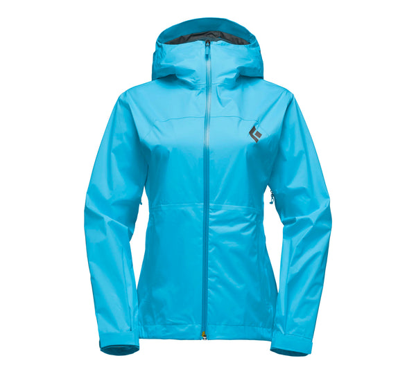 Black Diamond STORMLINE STRETCH RAIN SHELL Frauen - HikerHaus