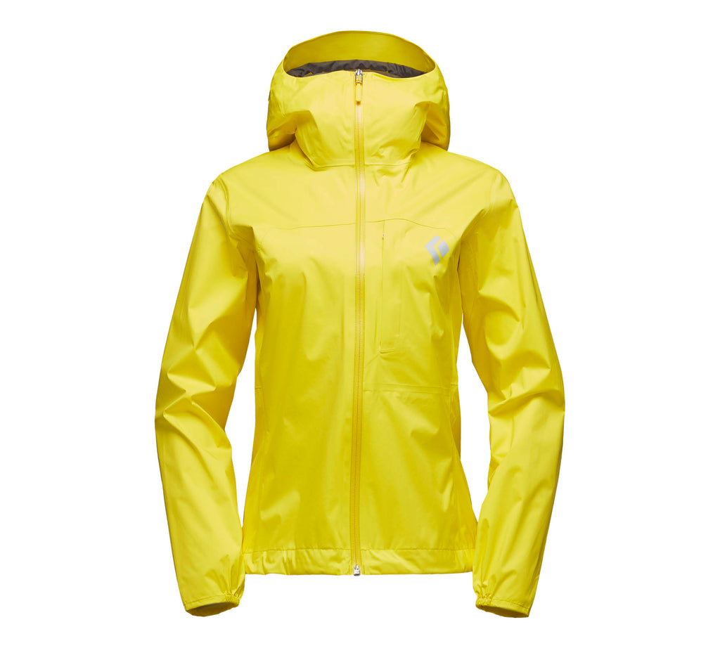 Black Diamond FINELINE STRETCH RAIN SHELL Frauen - HikerHaus