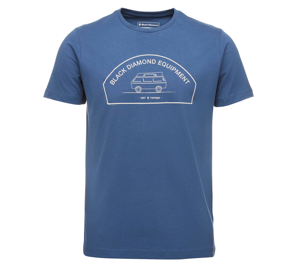 Black Diamond ROCK VAN TEE  Herren - HikerHaus