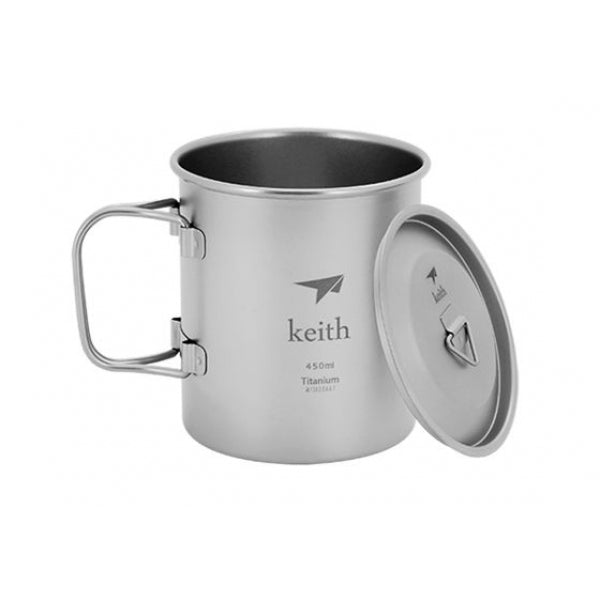 KEITH Titan 450ml Tasse - HikerHaus