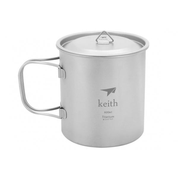KEITH Titan 600ml Tasse - HikerHaus