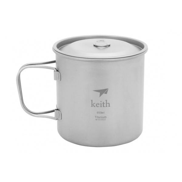 KEITH Titan 650ml Tasse - HikerHaus
