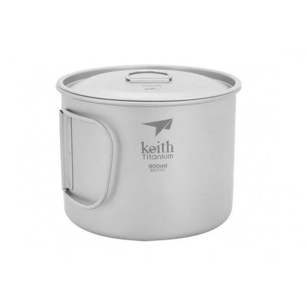 KEITH Titan 900ml Tasse - HikerHaus