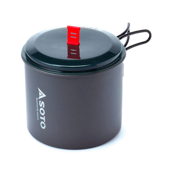 SOTO New River Pot 1000 ml - HikerHaus