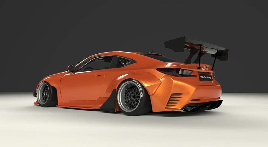 PANDEM MAZDA RX-8 WIDE BODY KIT - Empire Performance Group