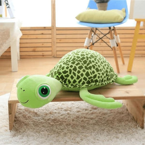 Big Eyes Tortoise Plush