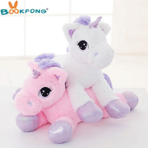 Big Unicorn Plush Toy