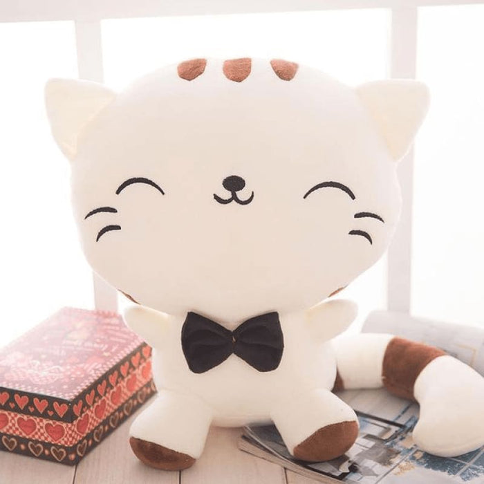 Cute Big Cat Stuffed Plush
