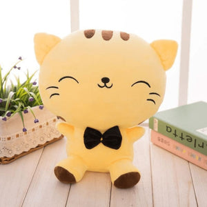 Cute Big Cat Stuffed Plush - 4