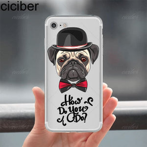 Dog Phone Case - 8 / Iphone 5 5S Se