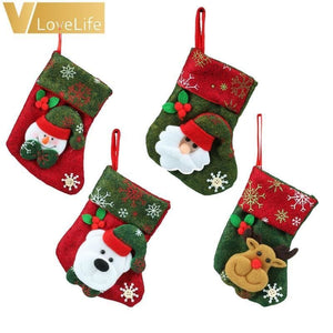 Lovely Christmas Stockings Socks