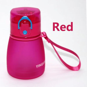 Mini Water Bottle - Red