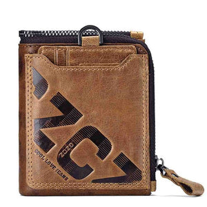 Genuine Cowhide Leather Wallet
