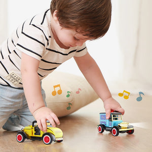Interactive Alloy Car Toy