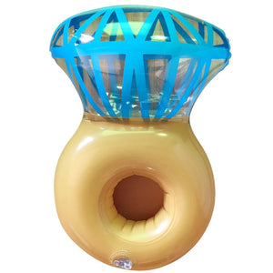 Inflatable Swimming Pool Float Cup