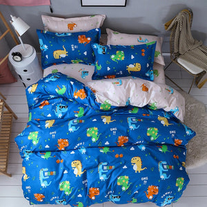 Little Dinosaur Bedding Set