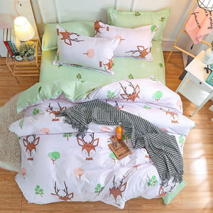 Bambi Deer Bedding Set Comforter