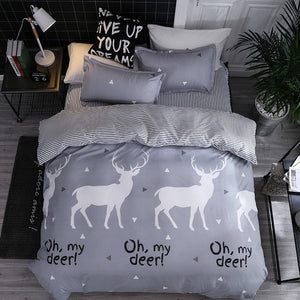 Oh My Deer Bedding Set