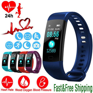 Smart Watch for Sports and Fitness Activity for IOS and Android