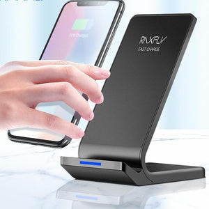 Wireless Charger For iPhone and Samsung