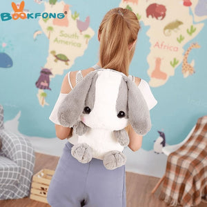 Rabbit Plush Backpack
