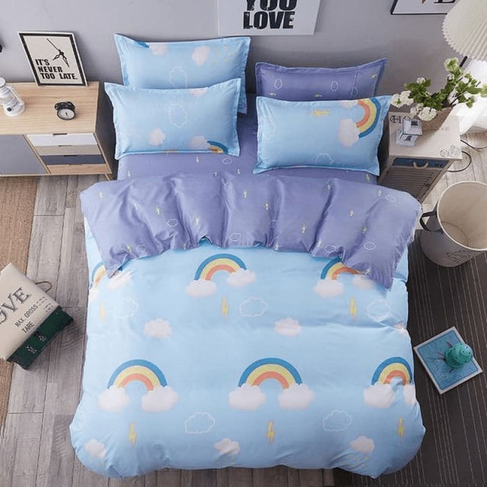 Rainbow Bedding Set