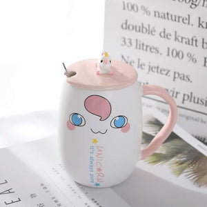 Sooo Cute Unicorn Coffee Mug - Expression