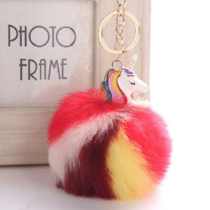 Unicorn Keychain - 13