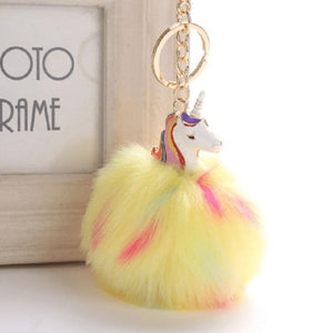 Unicorn Keychain - 8