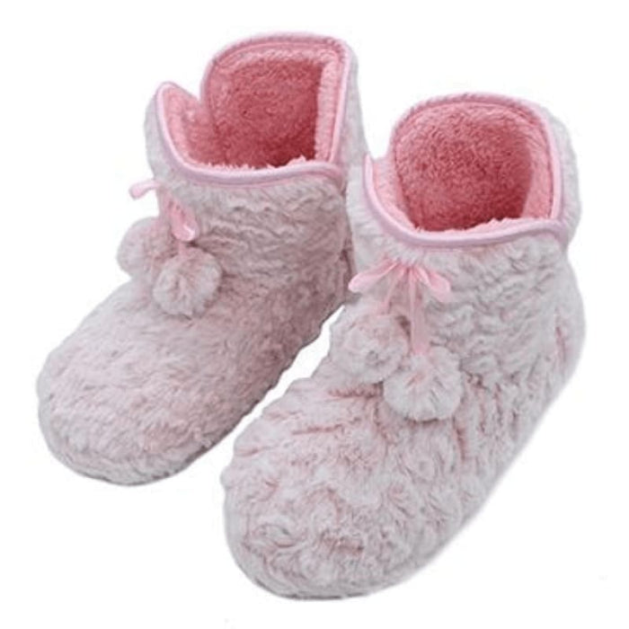 Warm Pink Slippers