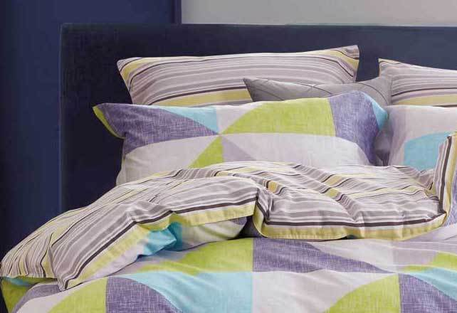 Luxton Zig Ava quilt cover set / doona cover set