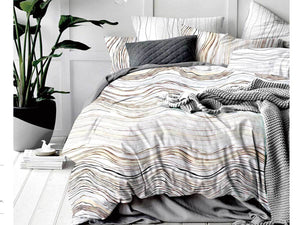 Luxton Kendal Quilt Cover Set in Queen/ King Size