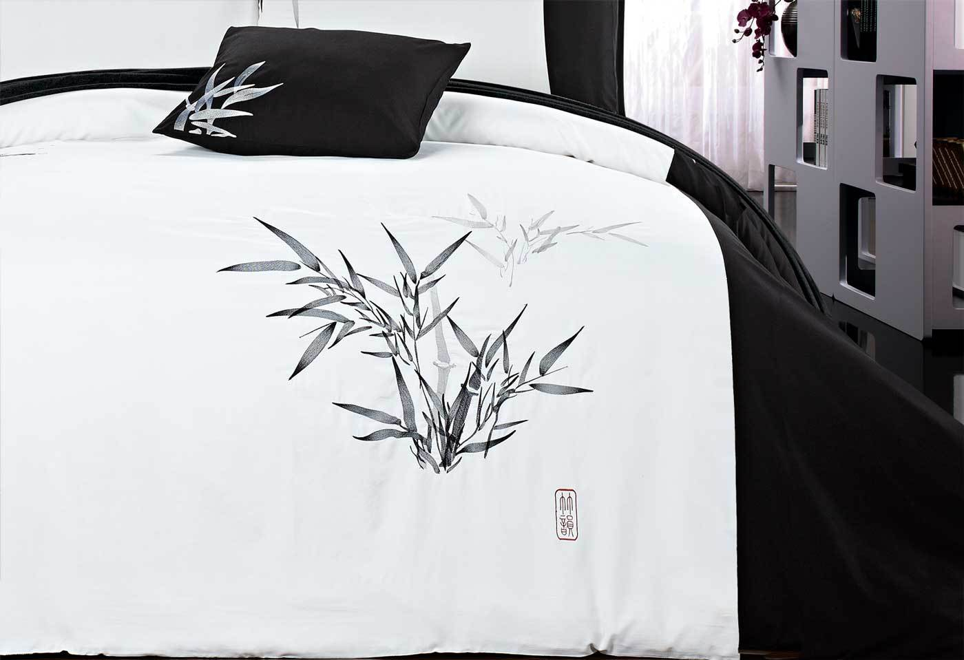 Bella Bamboo quilt cover set
