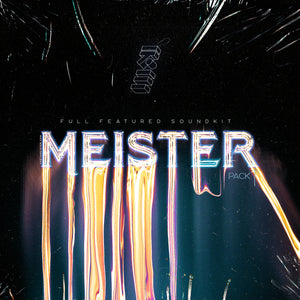 Meister Pack: Vol 1 - drumkit