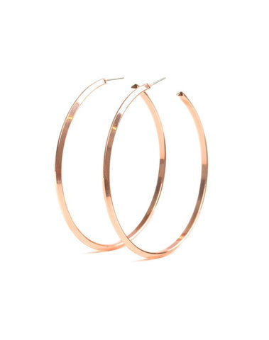 "Paparazzi Accessories - Paparazzi ""5th Avenue Attitude"" - Copper - Earrings"