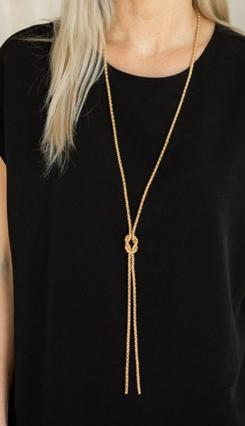 "Paparazzi Accessories - Paparazzi ""Born Ready"" - Gold - Necklaces"