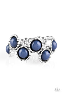 Paparazzi Accessories - Paparazzi Ring - Foxy Fabulous - Blue - Rings