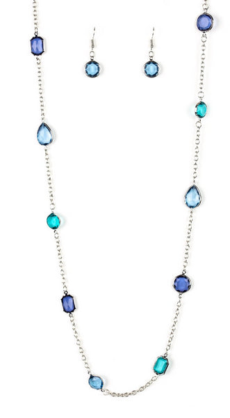 "Paparazzi Accessories - Paparazzi ""Glassy Glamorous"" - Multi - Necklaces"